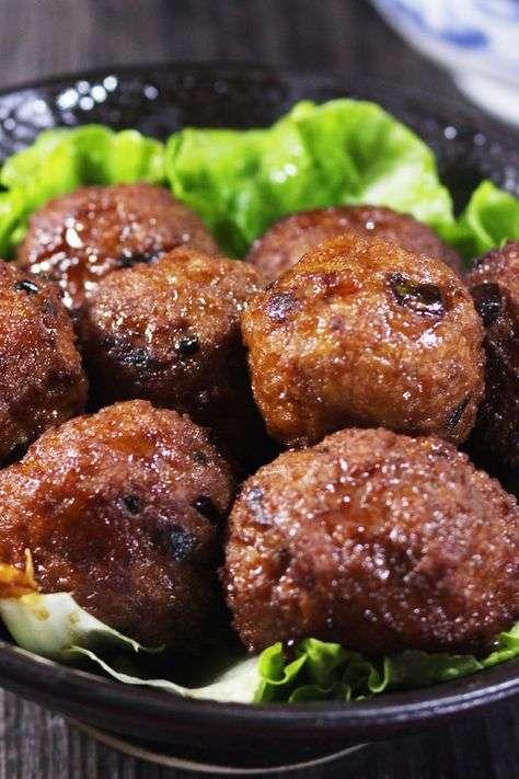 Braised Pork Ball in Gravy