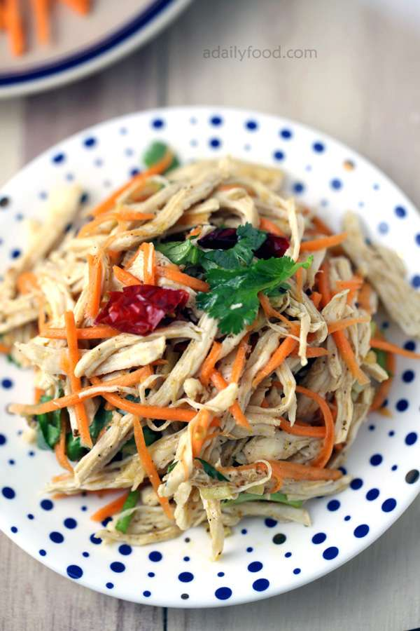 Chinese Chicken Breast Salad