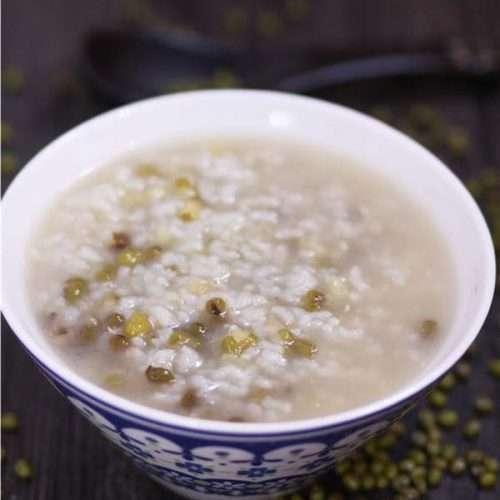 Chinese Mung Bean Porridge