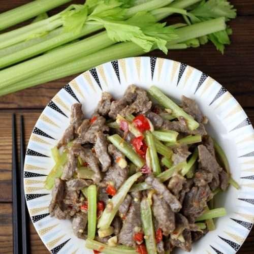 Hunan Beef Stir Fry