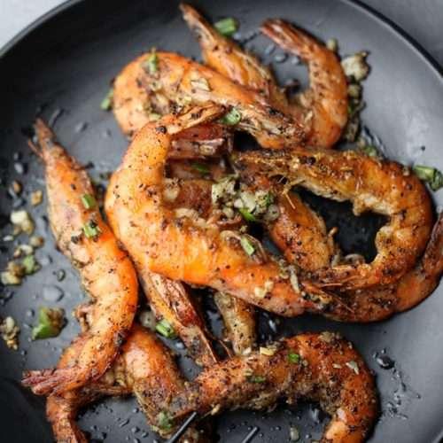 Chinese Salt and Pepper Shrimp