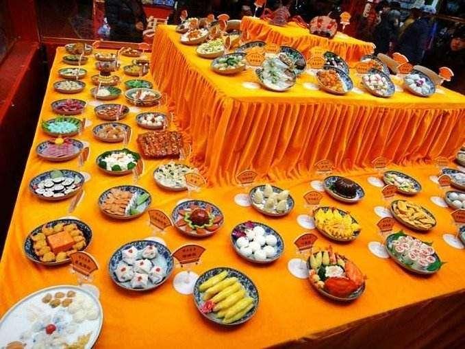 Manchu Han Imperial Feast