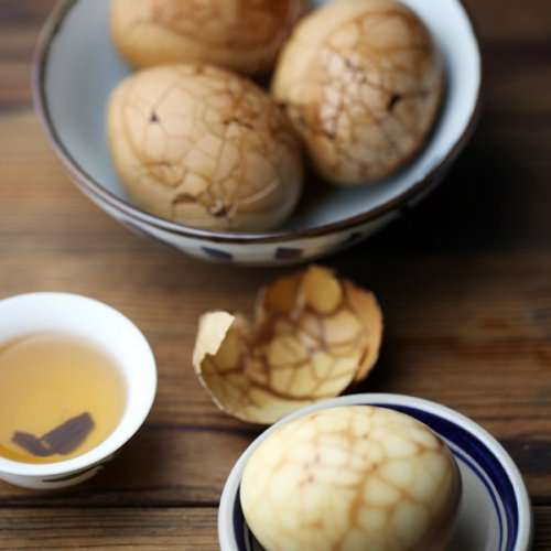 Chinese Tea Eggs(Cha Ye Dan)
